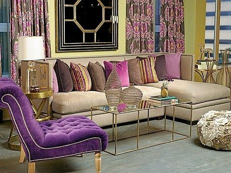Fashion Interiors by High Fashion Home