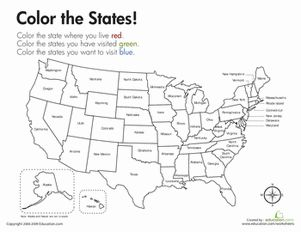 Worksheets Kindergarten Geography Worksheets worksheets geography and the state on pinterest kindergarten google search