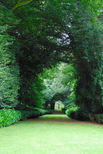 Rousham Park, Oxfordshire, England.