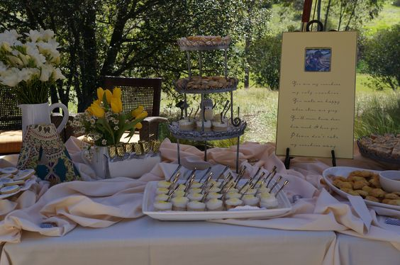 The most beautiful baby shower