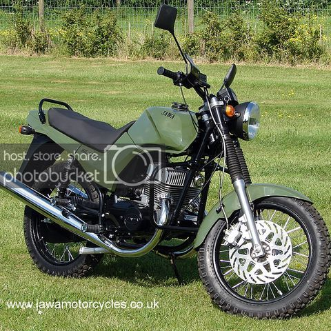 Jawa 350 Military Limited Edition By F2mcltd With Images