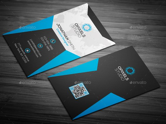 Creative Business Card   GraphicRiver