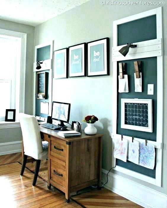 Office Wall Organization Living Room