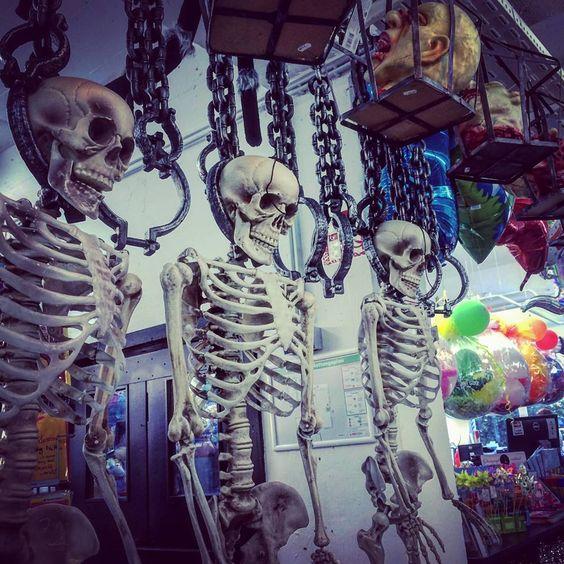 #Skelett #Halloween #Gruselig