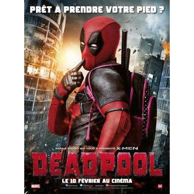 Deadpool Movie Poster #14, 2016
