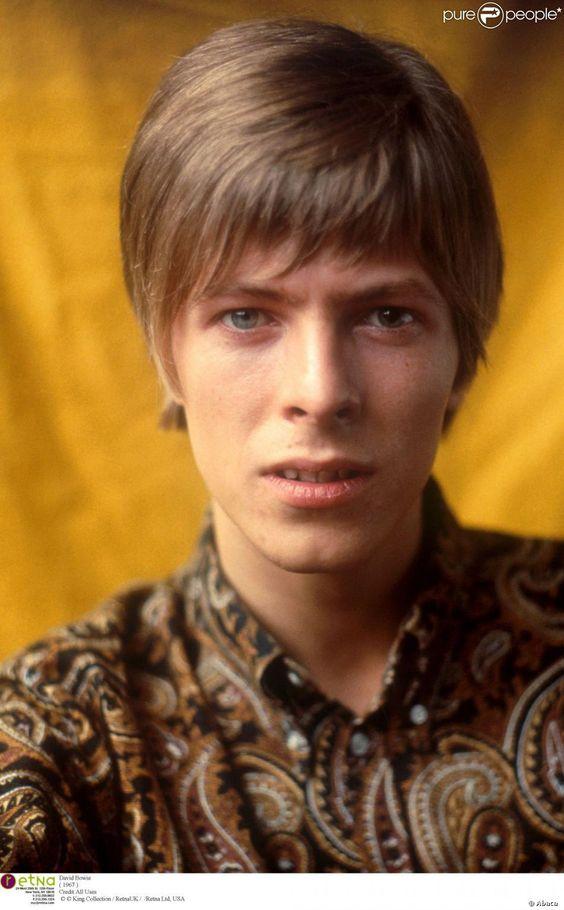 David Bowie en 1967