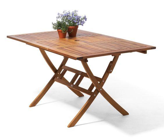 Ausziehbarer Gartentisch online bestellen bei Tchibo 312349