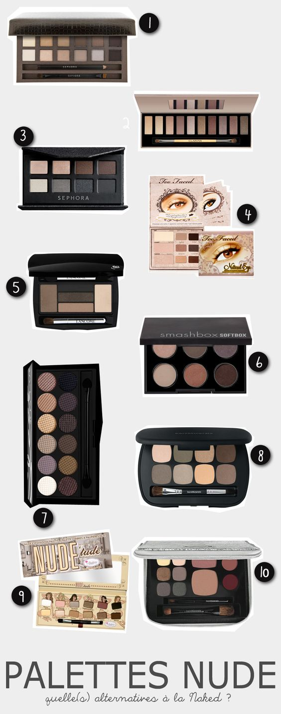 Urbain Dupes And Urban Decay On Pinterest