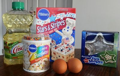 Veni Vidi Scrappy: Funfetti Cookies