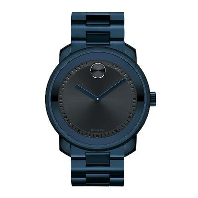 Movado® Bold®, Men's Watch available at #HelzbergDiamonds