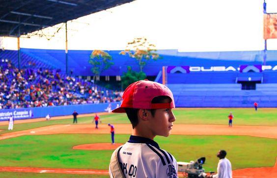 Go to a baseball game at Estadio Latinoamericano.