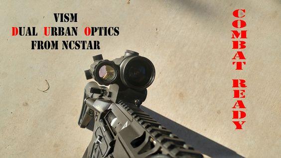 Vism D. U. O . Optic From NcStar