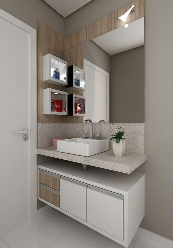 Guarda Vertical Baño:más tocadores modernos para baños vanidades cuarto de baño baños