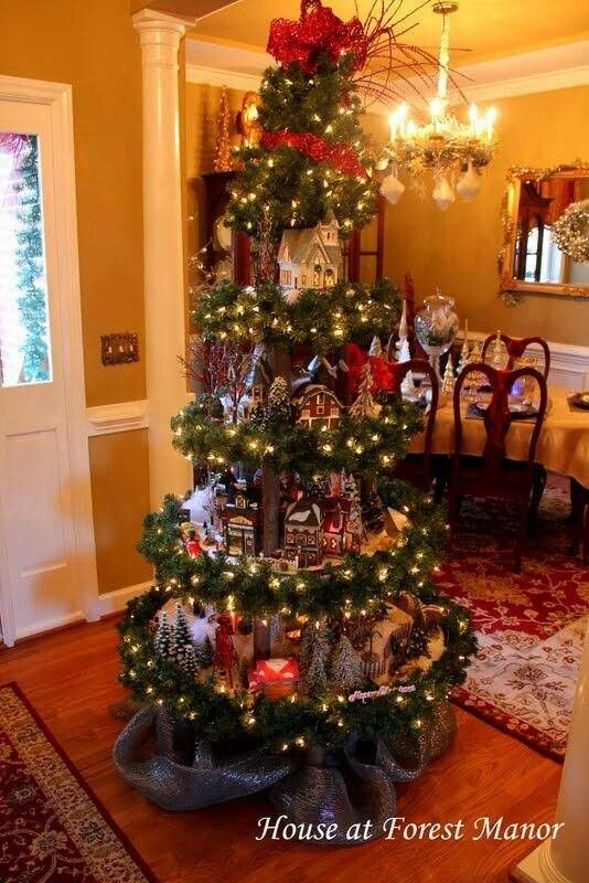 Christmas trees, Train to and Trees on Pinterest
