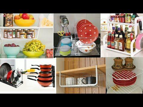 5 Useful Kitchen Cabinet Organizers From Amazon Kitchen Storage