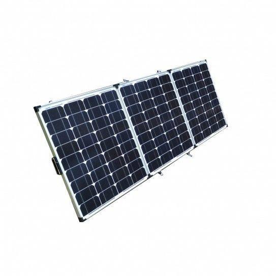 Evakool 240 Watt Solar Panel Tri Fold Rv Power Solar Lighting Caravan Rv Solar Panels Best Solar Panels Buy Solar Panels