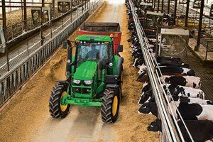 USDA Expands Safety-Net for Family Dairy Farms - John Deere MachineFinder