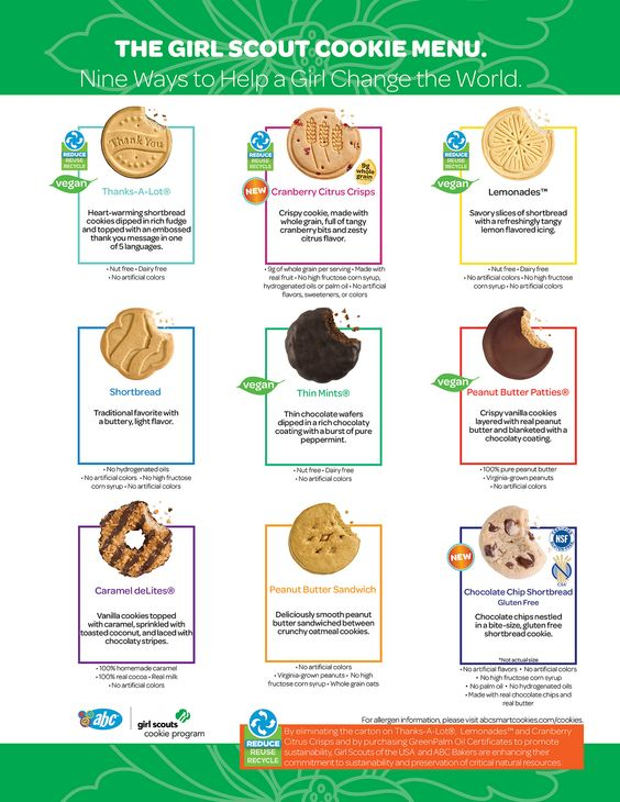 8 best GS} images on Pinterest | Girl scout cookies, Girl scout ...