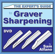 The Expert's Guide to Graver Sharpening by Sam Alfano (DVD) / Metal Engraving