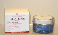 Clarins Multi-Active Nuit Normal To Dry Skin 50ml