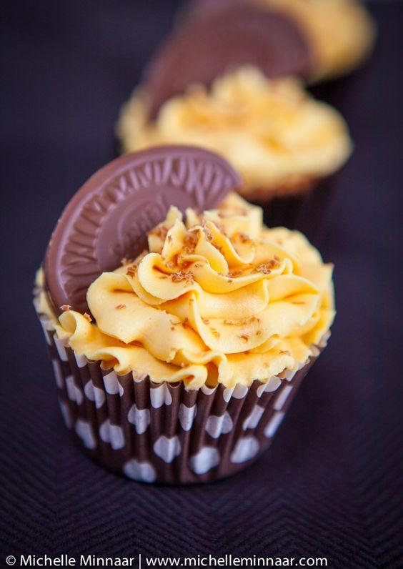 Orange cupcakes, Chocolate orange and Cupcake on Pinterest