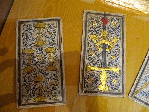 Hand Painted Tarot Cards