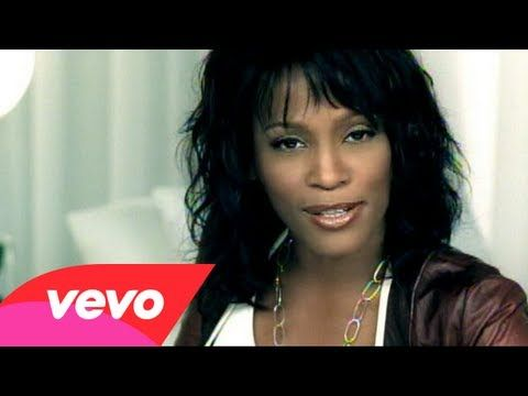 "chillz and all. one of absolute fav whitney tracks tight. just a feel good vibe song. my favorite line ""you dont know what ive been going through""  Whitney Houston - One Of Those Days - YouTube"