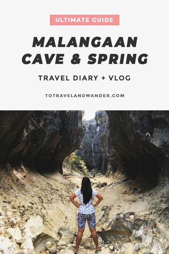 Malangaan Cave & Spring in San Rafael Bulacan Travel Diary VLOG
