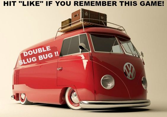 """#TBT -#SlugBug #DoubleSlugBug HIT """"LIKE"""" IF YOU REMEMBER PLAYING THIS GAME!    *Precision Tune Auto Care is fast, convenient & affordable. More @ http://ow.ly/BW7BJ   PH: (651) 646-6763  #AutoCare #OilChange #CarInspections #Tires #PTAC #FleetServices"""