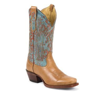 Nocona Women's Bliss Square Toe Western Boots