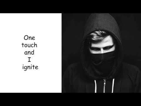 Alan Walker Ignite Lyrics Youtube Ignite Lyrics Alan Walker Lyrics
