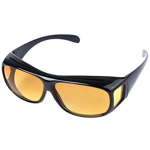 Unisex Hd Vision Driving Sunglasses Wrap Around Glasses As Seen Tv Anti Glare Uv Vision Glasses Anti Glare Glasses Cycling Sunglasses Men