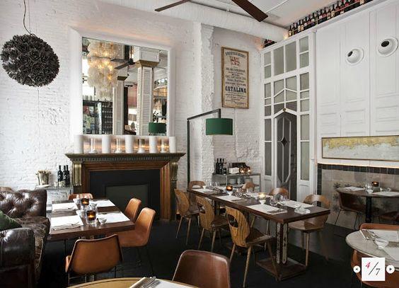 Reformas de dise o mi restaurante de dise o interiorismo - Estilos de interiorismo ...