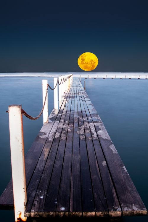 Full Moon | By Kash Khastoui [via/more]