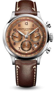 Erschwingliche Luxusuhren von Baume & Mercier: HAU MOA10004