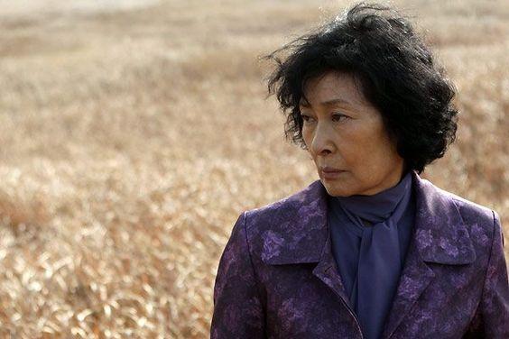 Madeo (Mother), Corea del Sur 2009   Resulta curioso constatar que dos trabajos tan distintos a primera vista, la película de  Bong Joon-ho y la última obra de teatro, Amnesia, de los tunecinos Jalila Baccar y Fadhel Jaïbi, tengan tantos puntos en común. Ambos comienzan de igual manera.