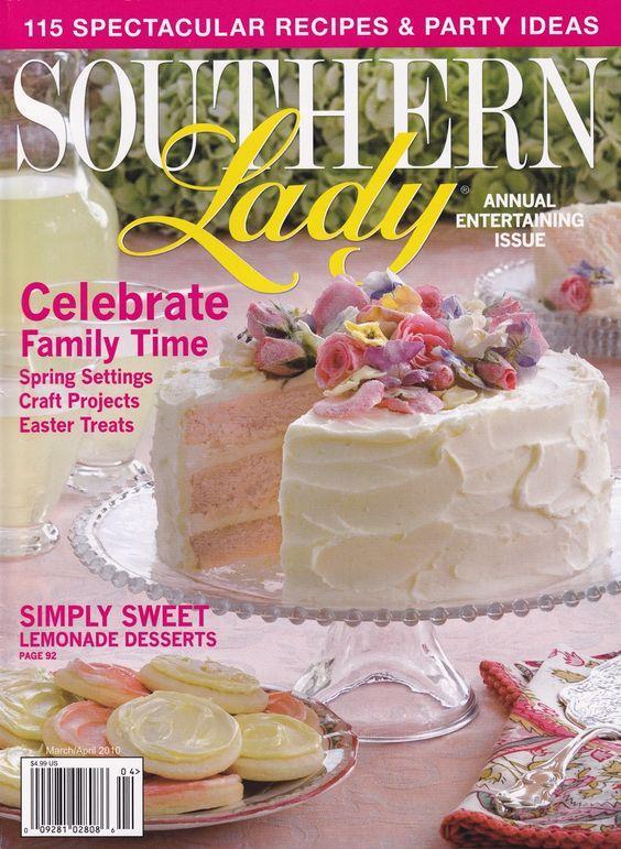 Southern Lady magazine: