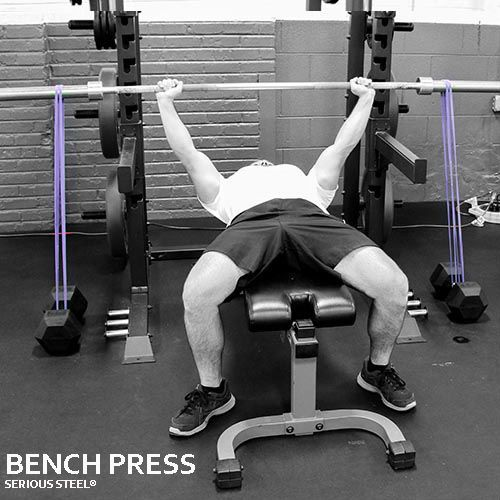 Bench Press, To The And Form Of On Pinterest