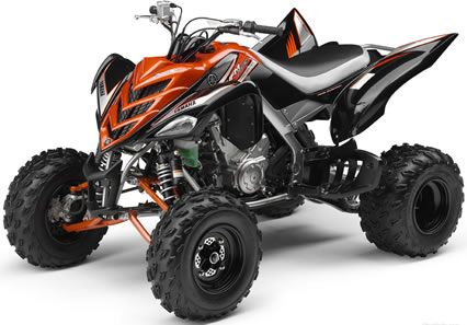 Yamaha Raptor 700 Special Edition