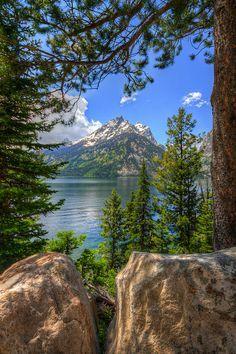 Grand Teton National Park, Wyoming: