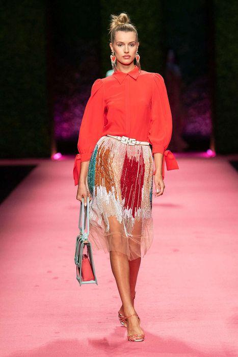Elisabetta Franchi, Primavera/Estate 2019, Milano, Womenswear