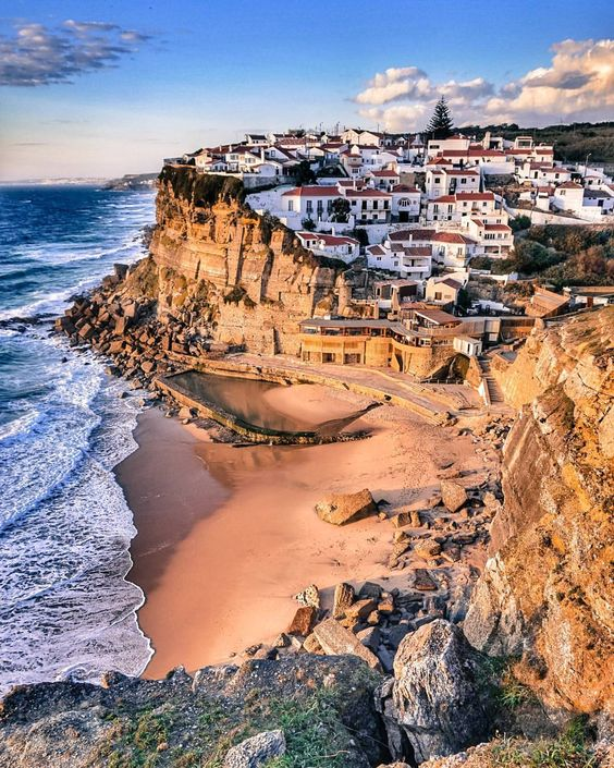 Azenhas do Mar (Distrito de Lisboa, Portugal)