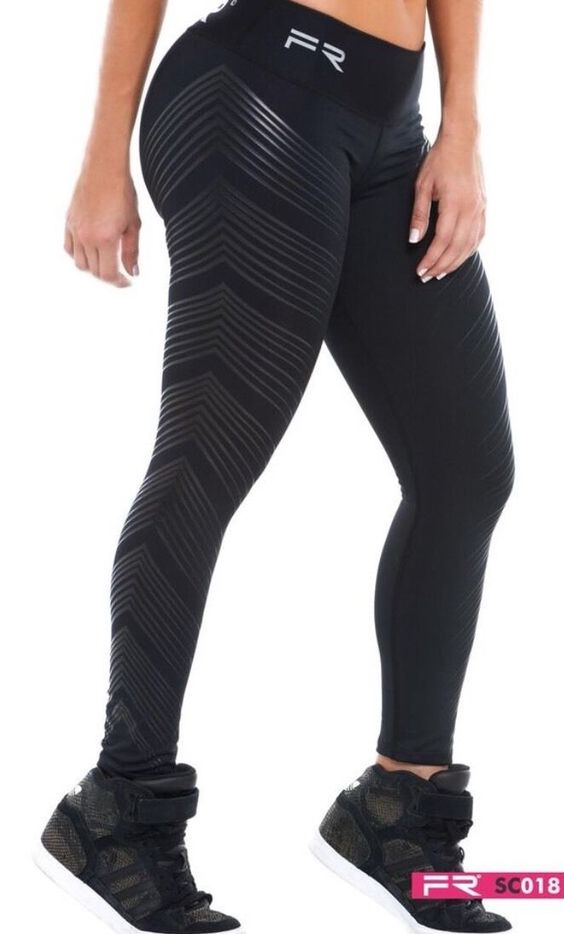 With Gel print. NEW FIBER COLLECTION - Solid color. Butt Lift. Compression Pants. Breathable, hold their shape, dry faster than cotton and retain their color. Rise: Mid. Anti peeling. Soft comfort. | eBay!