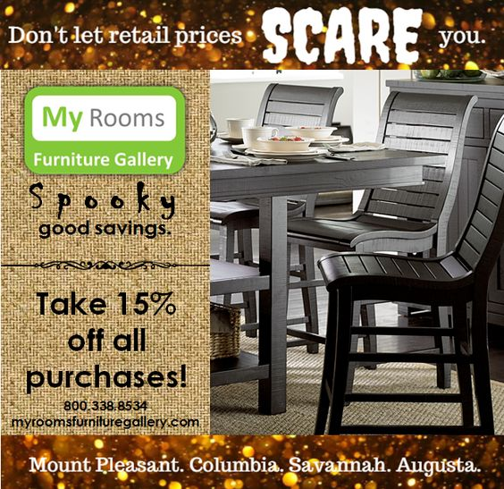 October Furniture Store Sale