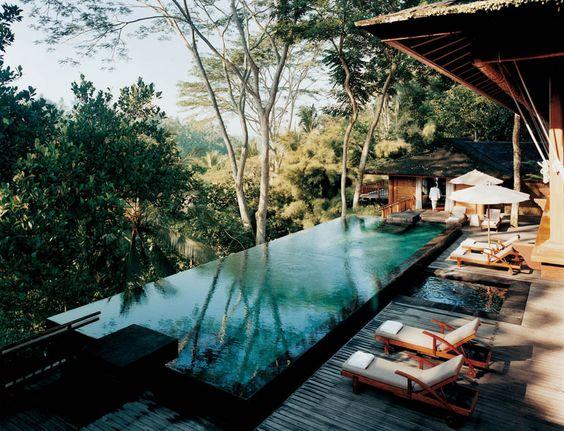 Pool @ Como Shambhala in Bali