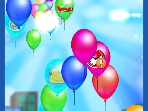 لعبة بالونات الاطفال Balloon Popping Games Kids Learning Games For Toddlers Games For Toddlers Games For Kids