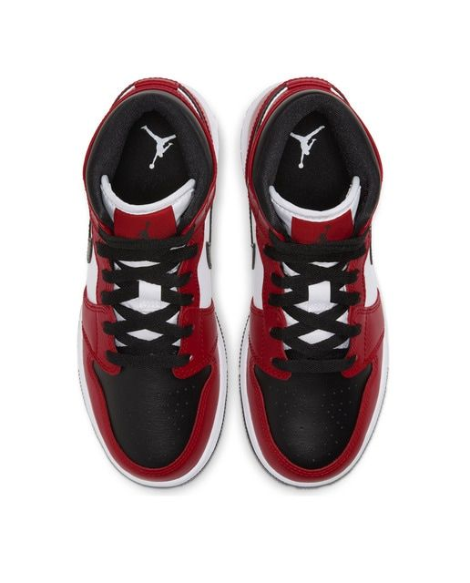 Jordan Zapatillas Casual De Ni Ntilde Os Air Jordan 1 Mid Nike Air Jordan Air Jordans Zapatillas Casual