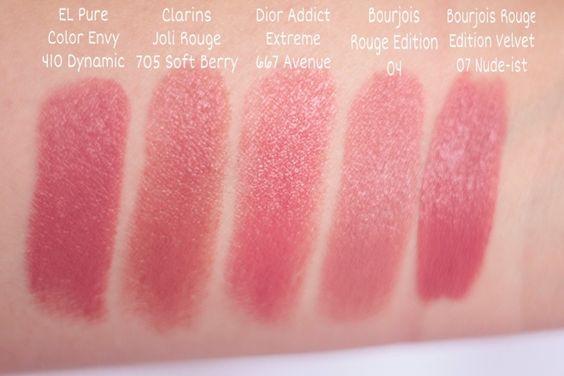 Joli Rouge Lipstick by Clarins #4