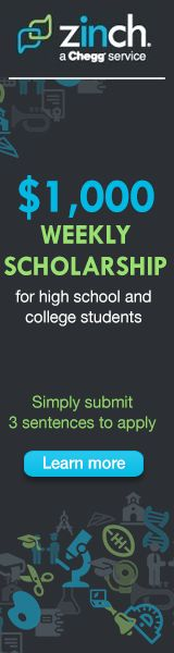 Scholarship Friday: 10 Easy Scholarships - Parents Countdown to College Coach