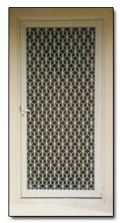 Security screen doors home depot door depot aluminum for Cheap screen doors home depot